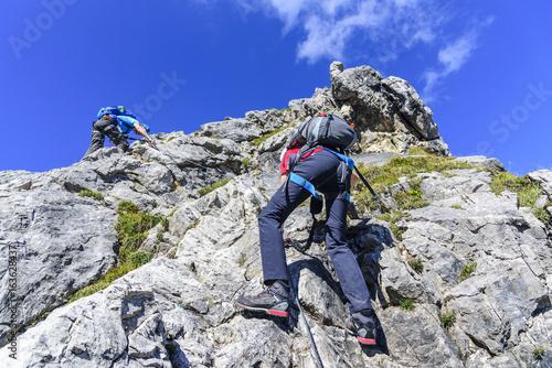 Klettersteigset Xl : Klettersteigset die ausrüstungs liste für deine bergtour