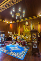 Wat Phra Kaew, Chiang Rai, north of Thailand