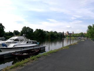 Flosshafen Aschaffenburg