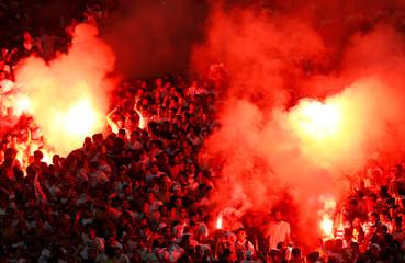 Football Soccer - CAF African Champions League - Egypt's Zamalek v Libya's Al Ahli Tripoli
