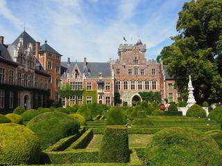 Belgien, Brabant, Brüssel: Kastell Gaasbeek