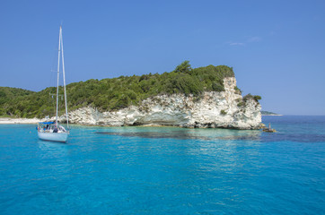 Antipaxos island - Greece