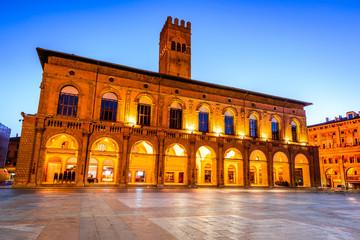Fotomurales - Bologna, Italy - Palazzo del Podesta