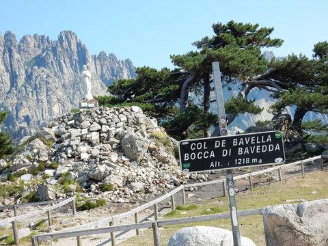 Col de Bavella Corse du Sud GR 20