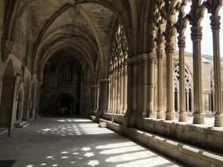 Lleida ancienne Cathédrale