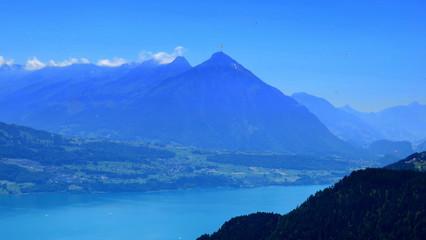 Niesen Mountain - Sunny day