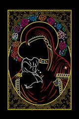Orthodox icon