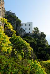 Capri, scorcio dell'isola