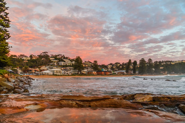 Avoca Beach Seascape