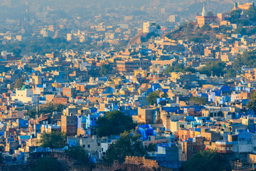 Blue city of Jodhpur
