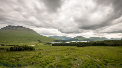 Loch Tulla, Scottish Highlands