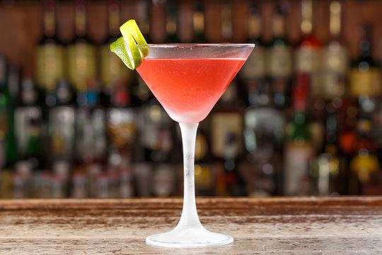 Cocktail cosmopolitan sex in the big city