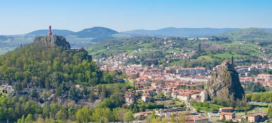 Photo sur Aluminium Kaki Le Puy-en-Velay