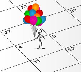 happy birthday celebrations plan 4th