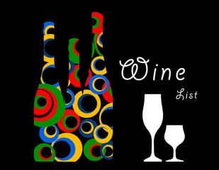 Design for wine color