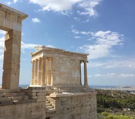 Temple d'Athéna Niké, acropole, Athénes