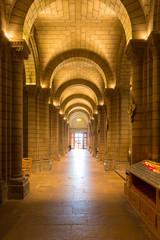 Monaco Saint Nicholas Cathedral Interior