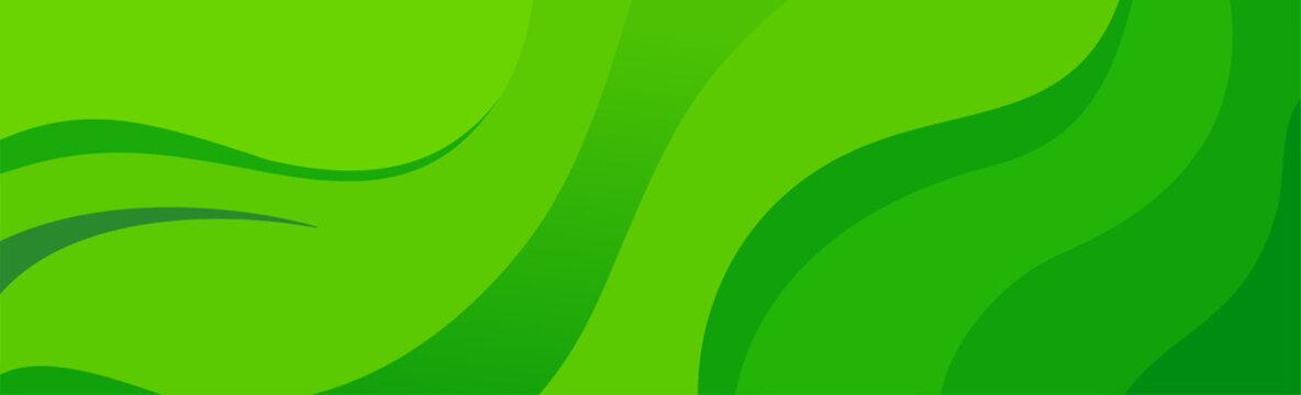 зелёный абстрактный фон