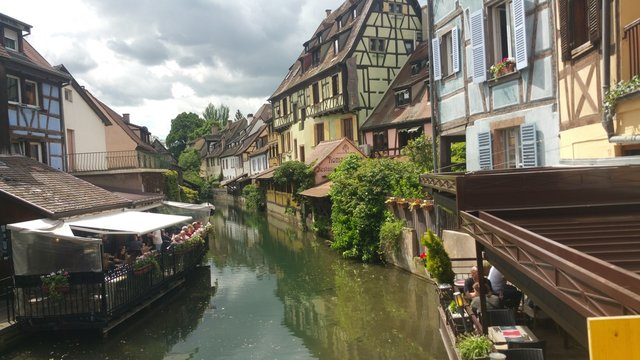 Colmar Alsace France Petite Venise