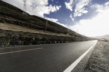 China Sichuan - Tibet Expressway