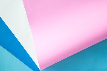 Abstract color paper background, copyspace for text