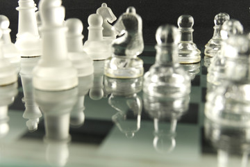 Chess Glass