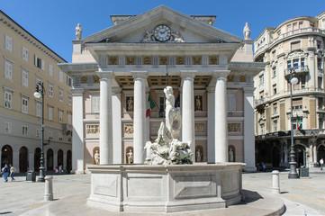 Trieste, fontana storica