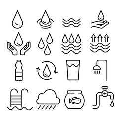SET WATER MODERN