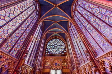 Sainte-Chapelle - Paris, France