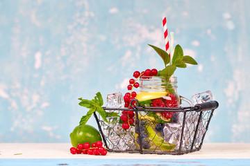 fruchtig frische Limo