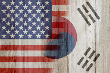Relationship between the USA and South Korea