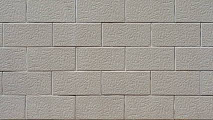 High Resolution of Modular Brick Look Tiles