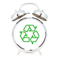 recycle icon concept