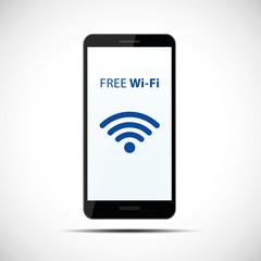 smartphone free wi-fi