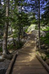 hallet peak hike