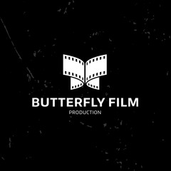 Butterfly Film Logo Design