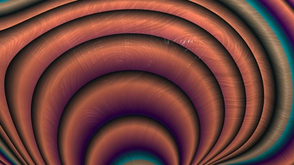 Abstract swirl pattern