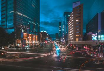 Sendai City at Japan