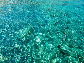 Clear water Crete