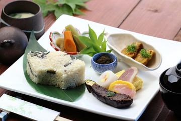 和食のワンプレートランチ