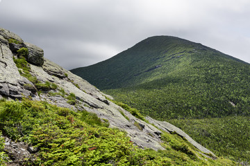 Algonquin Peak in the Adirondack Mountains