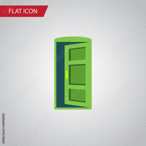Isolated Approach Flat Icon Frame Vector Element Can Be Used For