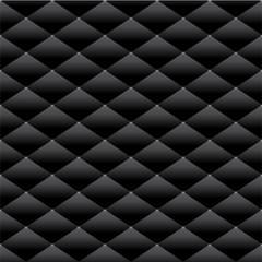 the black diamond shaped quadrangle pattern on background