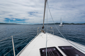 Yacht holidays in the Adriatic Sea in Croatia
