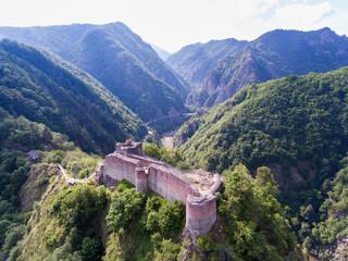 Poenari Fortress, Arges, Romania
