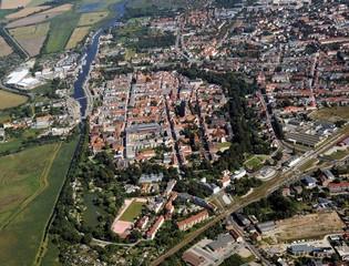 Stadt Greifswald, Altstadt
