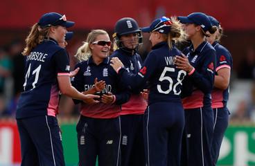 England vs New Zealand - Women's Cricket World Cup