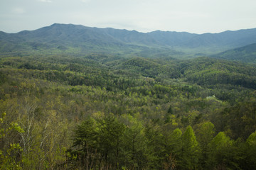 Foothills Parkway, East Tennessee