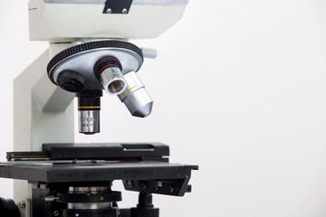 Microscope , Isolated