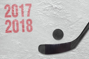 Hockey season 2017-2018